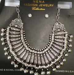Necklace Set,Tribal Collar
